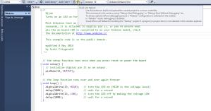 Ecran Build and Upload Microsoft Visual Studio 300x157 - Visual Micro pour coder Arduino avec Visual Studio