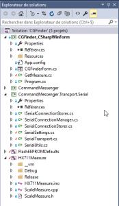 Ecran multiples projets Microsoft Visual Studio 174x300 - Visual Micro pour coder Arduino avec Visual Studio
