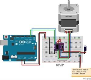 Schema Test Pololu DRV8825 bb 300x264 - Réglage des Drivers pour Moteurs pas à pas Pololu A4988, DRV8825, DRV8824 et DRV4834.