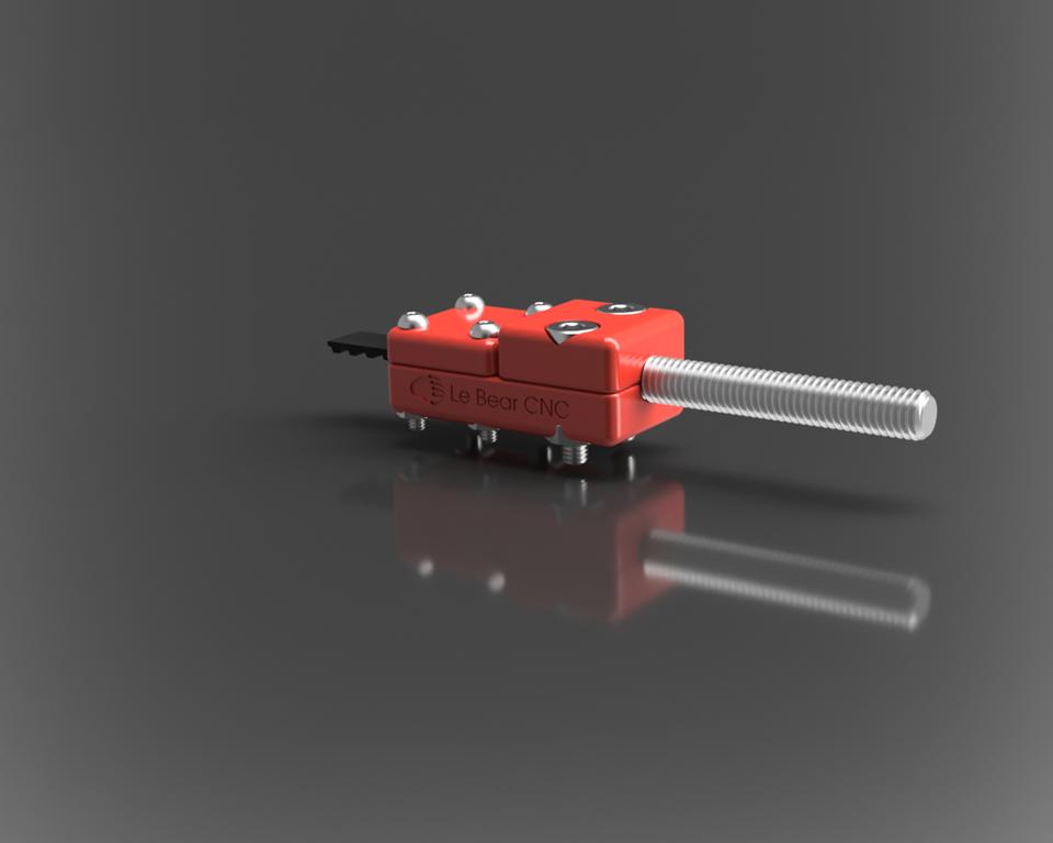 Open Belt GT2 tensioner. 2017 Apr 10 04 09 51PM 000 CustomizedView2542572280 - De l'Idée à la 3D (Impression 3D avec Fusion 360)