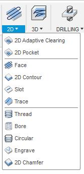 Stratégies d'Usinage 2D et 3D dans Fusion 360 Manufacture