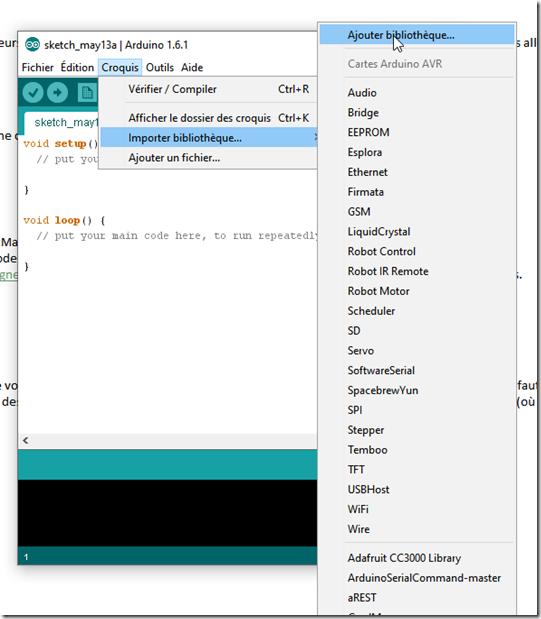 2019-05-13 11_09_56-Installer GRBL sur l'Arduino (Téléverser) - Open Live Writer